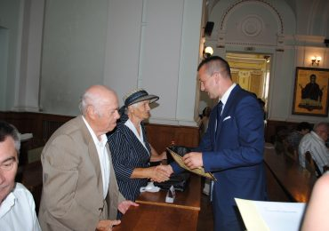 Nunta de aur premiere Oradea