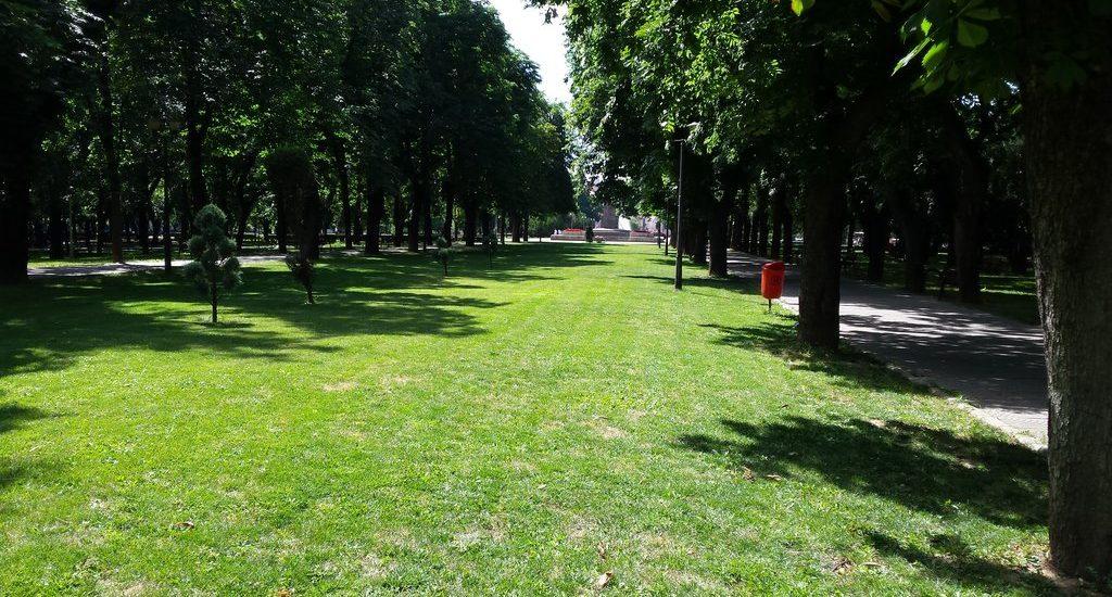 Oradea, oras verde. Primaria Oradea vrea sa impanzeasca orasul cu parcuri, astfel incat suprafata de spatii verzi sa ajunga la aprtoape 30mp/cap de locuitor
