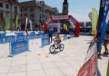 Turul ciclist al Bihorului copii 1 iunie