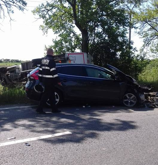 accident grav madaras oradea salonta