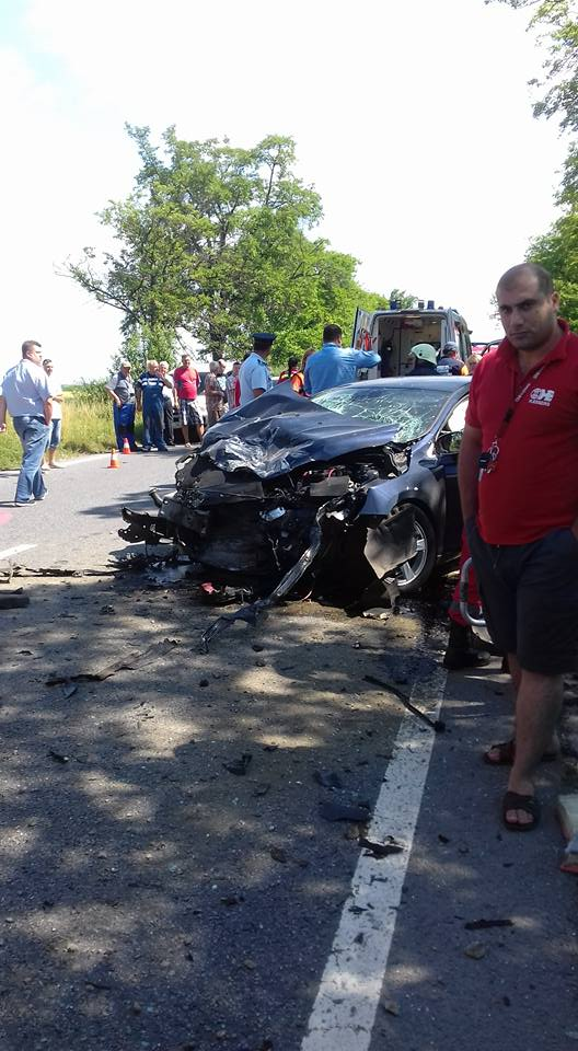 accident madaras oradea salonta