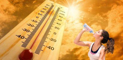 Val de caldura extrema peste Oradea si judetul Bihor in saptamana 1-6 aug. Temperaturi de pana la 39ºC