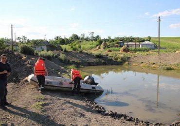 Tragedie la Viisoara, tatăl și fetita lui de 11 ani, s-au inecat într-o baltă din apropierea comunei