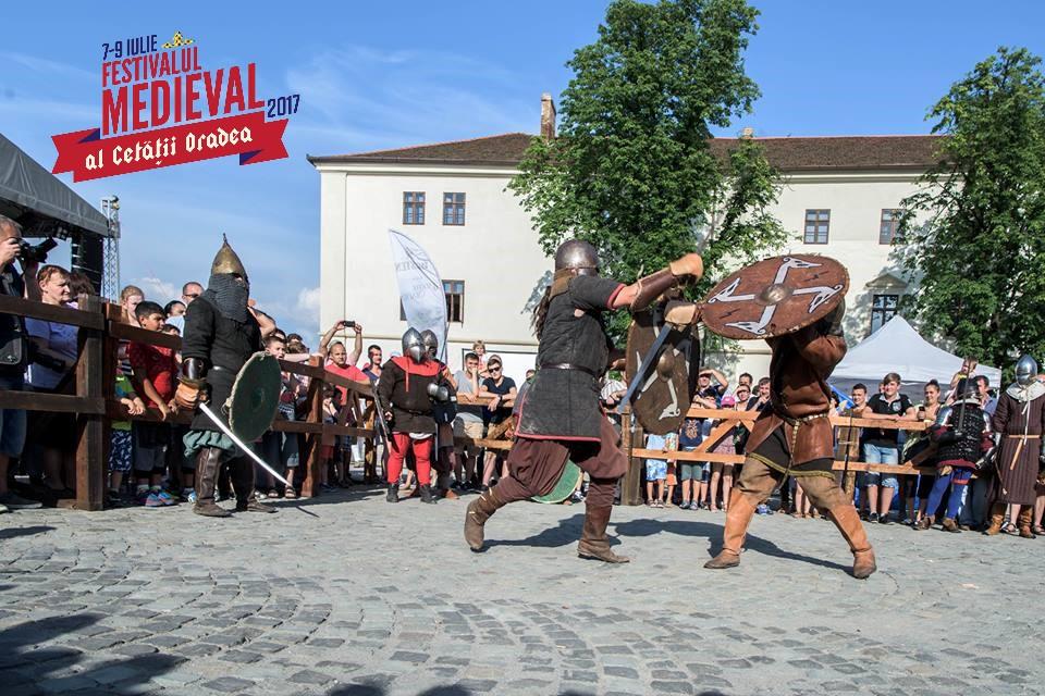 Batalii Cetatea Oradea Festivalul Medieval