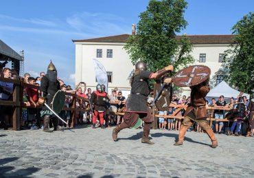 Festivalul Medieval al Cetatii Oradea 2018 – 6-8 iulie in Cetatea Oradea