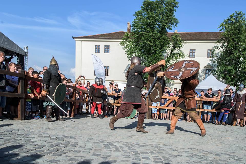 Festivalul Medieval al Cetatii Oradea 2017