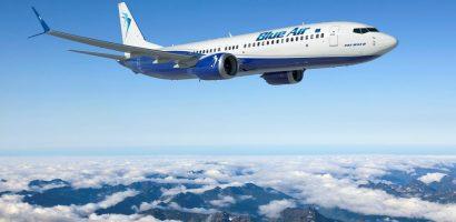 Blue Air va creste numarul de zboruri de pe Aeroportul Oradea