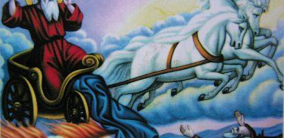 Sfântul Ilie, aducătorul de ploi, este sărbătorit joi de creştini. Traditii si superstitii