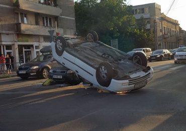 accident magheru 05 iulie