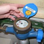 Programul citirii contoarelor de bransament, pentru consumul de apa rece, in aceasta saptamana