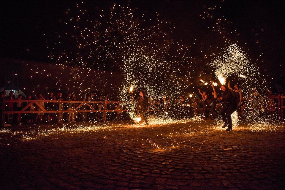artificii cetatea oradea