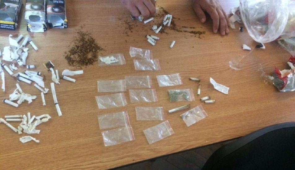 Polițiștii locali oradeni au surprins doi tineri care dețineau și consumau produse halucinogene