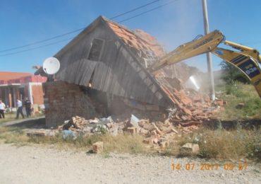 casa construita ilegal demolata oradea