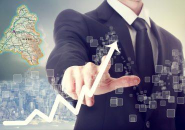 Judetul Bihor pe locul 5 in topul firmelor nou infiintate in 2017