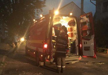 O femeie a fost lovita de o creanga rupta dintr-un copac in timpul furtunii din Oradea