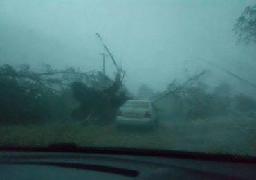 UPDATE: Plan ROSU de urgenta in Bihor. O furtuna violenta a maturat campingul de la Bulz, 15 raniti si un mort (FOTO / VIDEO)