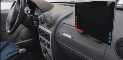Probele practice pentru obtinerea permisului auto se vor inregistra video si audio