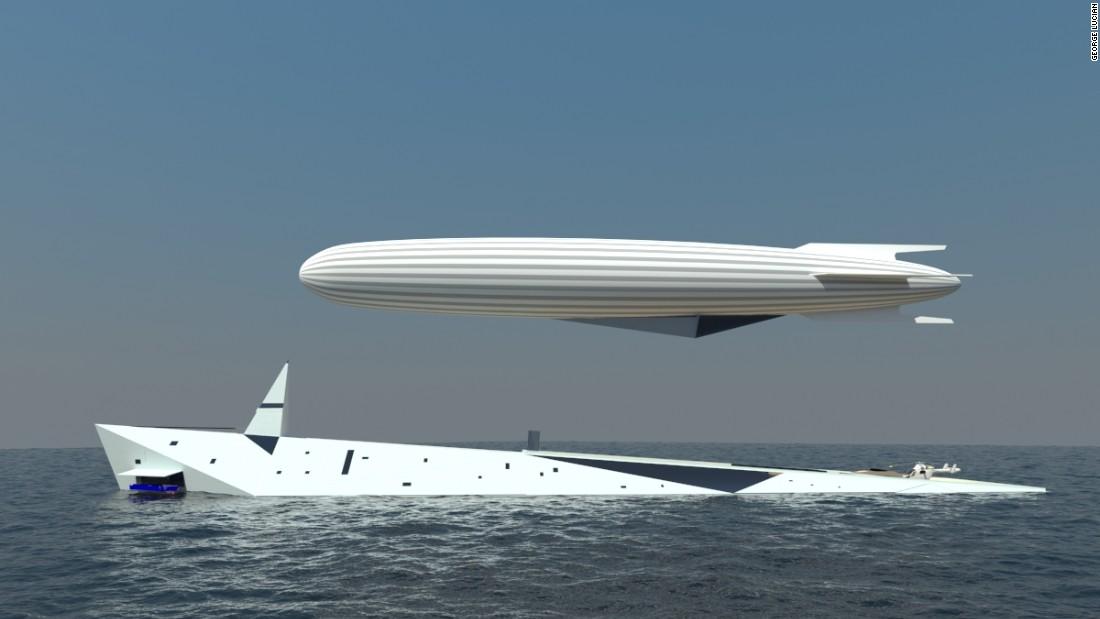 Iaht Zeppelin