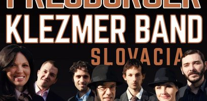 Concert extraordinar la Sinagoga Zion, susținut de Presburger Klezmer Band Slovacia