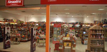 Ai carte, ai parte! Alexandria Librării deschide primul magazin din Oradea