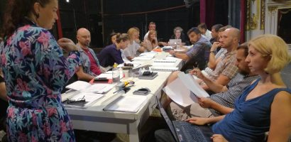 Renumita regizoare din Oradea Anca Bradu revine la Teatrul Szigligeti