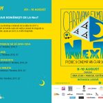 Program Caravana Filmelor Next – 8,9,10 august Cetatea Oradea