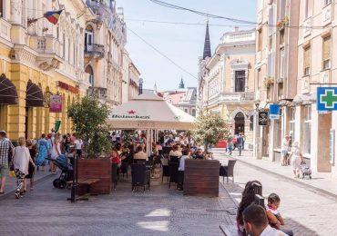 Ce obligatii impune Primaria Oradea, de la 1 iunie, firmelor din zona centrala a orasului