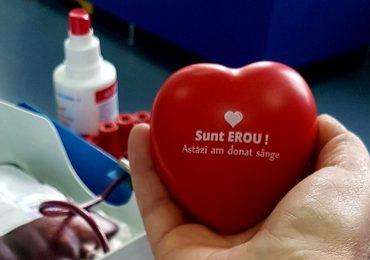 """Cod """"roşu"""" pe stocul tuturor grupelor de sânge la Centrul de transfuzie sanguina din Oradea"""