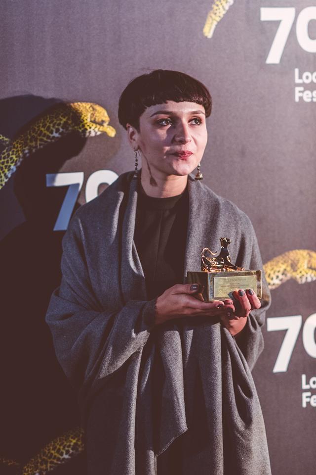 Cristina Hanes - Locarno