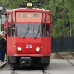 La loc comanda! OTL anunta ca duminica, 28 februarie, circulatia tramvaielor nu va mai fi intrerupta intre Casa de Cultura si capat Nufarul