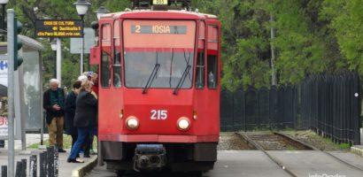 Vechile statii de tramvai de pe Calea Aradului redevin operationale, incepand de maine. Statiile provizorii sunt desfintate