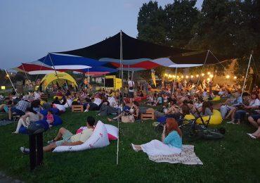 Oradea Summer Film - Parcul Cetatii