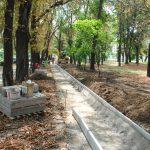 Parcul Brătianu va fi legat printr-o pistă de biciclete de str. M. Averescu