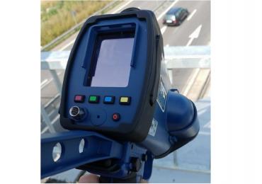 Inconstienta! Bihorean surprins de radar, in timp ce conducea cu 121 km/h in Oradea