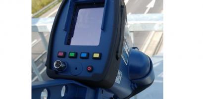 Excesul de viteză în trafic, sancționat cu fermitate de polițiștii bihoreni, pe Centura Oradea