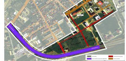 Primaria Oradea va realiza un drum colector langa Centura Oradea, in zona strazii Ciheiului