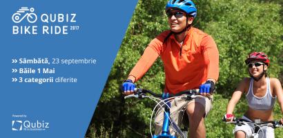 Qubiz si Asociaţia Woodfellas, îi invită pe bicicliştii orădeni la o plimbare în cadrul Qubiz Bike Ride