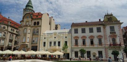 Orasul din Romania care-si respecta patrimoniul arhitectural si valorile istorice