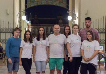 """Oradea Summer film prin ochii unui voluntar. """"Am avut un sentiment de implicare"""""""
