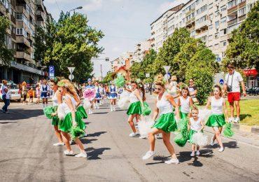 Traseu si Program Carnavalul Florilor, 20 si 21 august