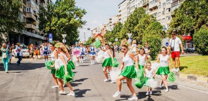 Traseu si Program Carnavalul Florilor, 20 si 21 august