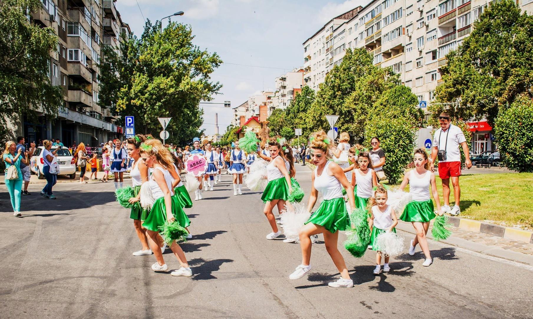 carnavalul florilor
