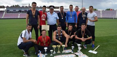 Pompierii bihoreni campioni zonali la Concursurile Serviciilor Profesioniste pentru Situaţii de Urgenţă