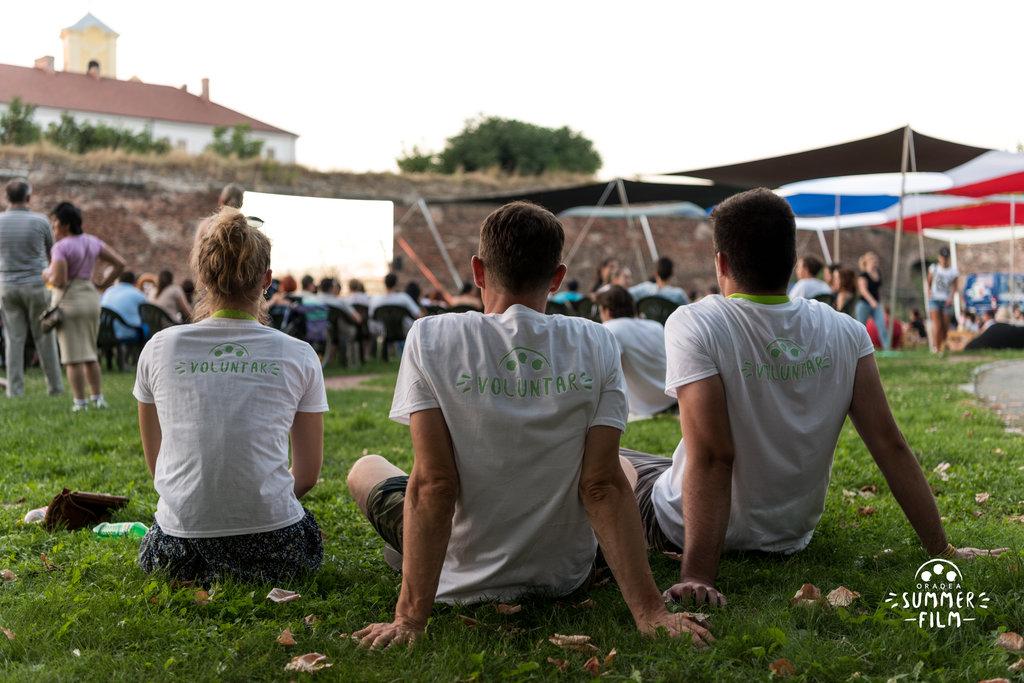 voluntari Parcul Cetatii Oradea