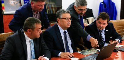 Consiliul Judetean Bihor vrea sa racordeze propriile parcuri industriale la reteaua de gaz