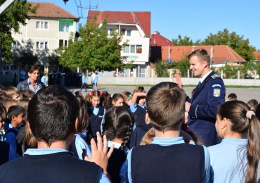 Scoala in siguranta Oradea