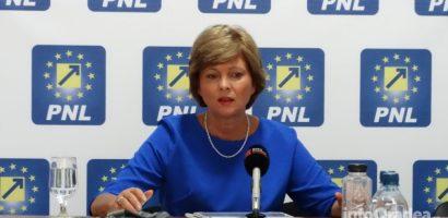 Florica Chereches: PNL a depus o motiune simpla pe educatie