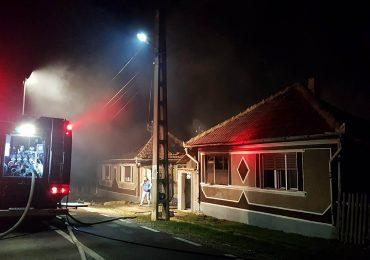 Incendiu Bucuroaia