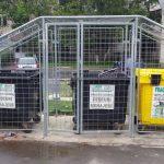 Asociatiile de proprietari pot solicita primariei sa realizeze incinte metalice pe platforme betonate, pentru reciclarea gunoiului