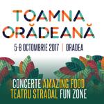 Toamna Oradeana se va desfasura in tot orasul. Street Food, Street Art si multe alte surprize